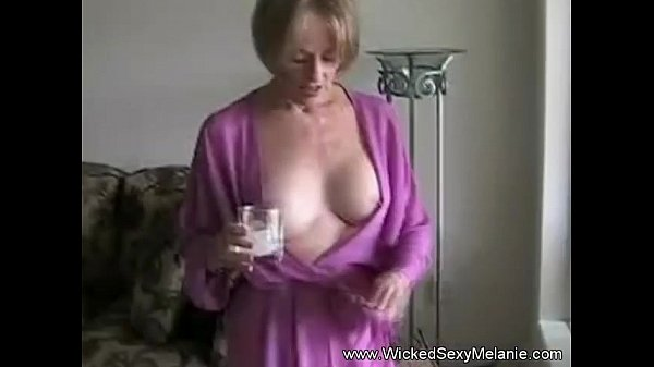 Mom Lets Son Do Her Body Thumb