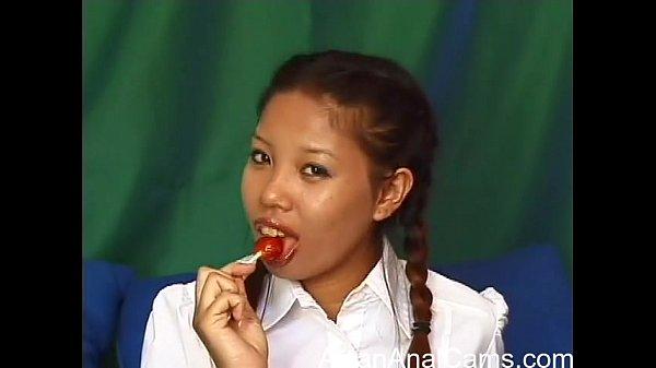 Hot Asian Anal Lollipop Teen Hard Fucking