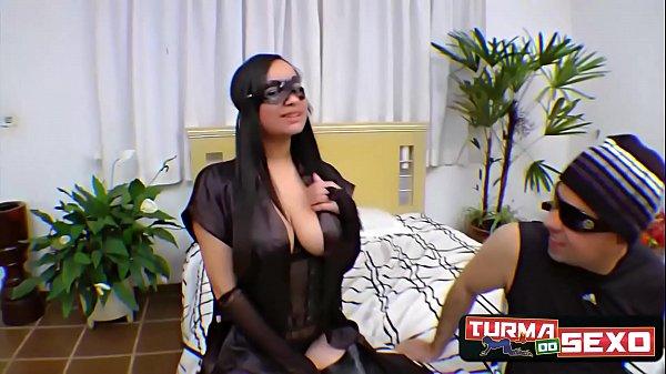 Married does a DP - Seleni Sobrinha - Frotinha Porn Star - -