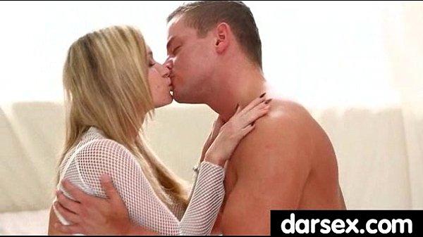 Big Tits Babe Passionately Fucked 9