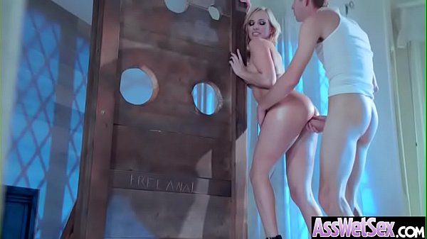 Deep Hard Anal Sex With Big Round Butt Girl (Kate England) video-18