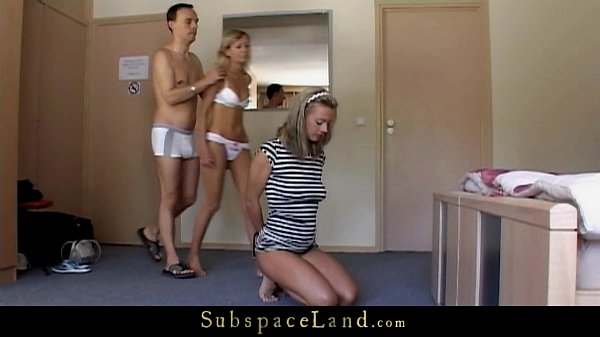 Ordinary day of a slavegirl