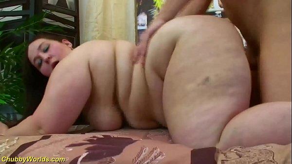 fat flexible babe big cock fucked Thumb