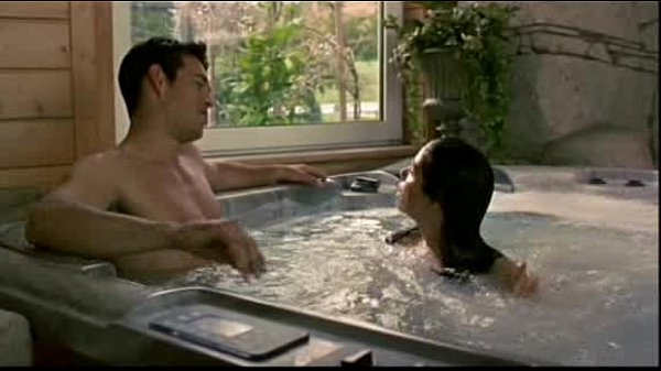 Sarah Silverman wet in Say it isn't so with Heather Graham and Eddie Cibrian