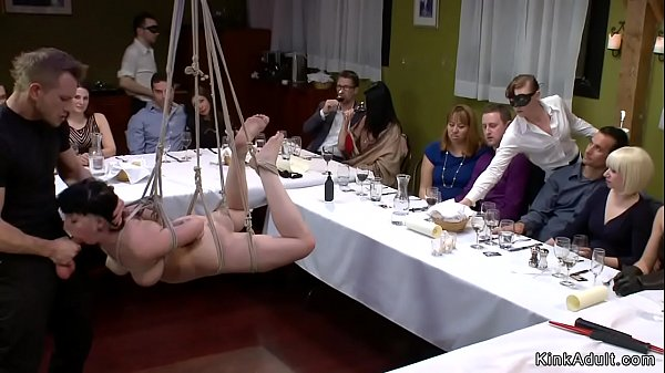 Poured in food sub public anal banged Thumb