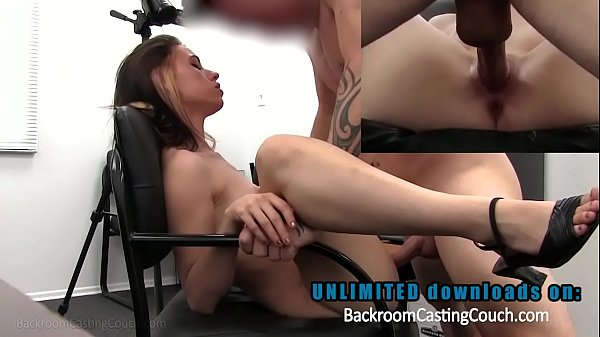 Teen Creampie on Casting Couch Thumb
