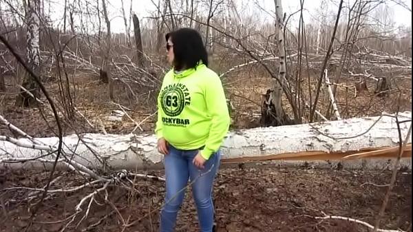 Как мне в лесу рвали целку видео