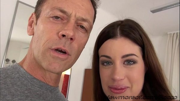 Damn Hot Euro Babe April Gets Her Tight Pussy Fucked Hard By Rocco
