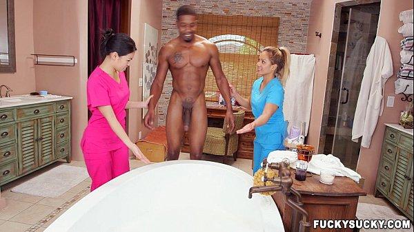 Asian massage therapy Thumb