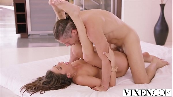 VIXEN Side Chick Has Wild and Passionate Sex