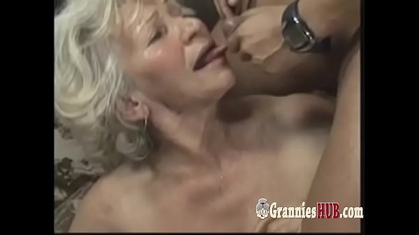 GILF And Granny Orgy With Anal Creampie