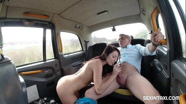 Single horny girl fucked the driver