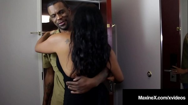 Ass Fucked Asian Milf Maxine-X Is Butt Banged By Black Cock! Thumb