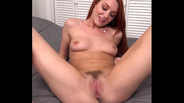 FULL SCENE Busty Redhead Teen Lacy Lennon Gets Ginger Pussy Pounded Thumb