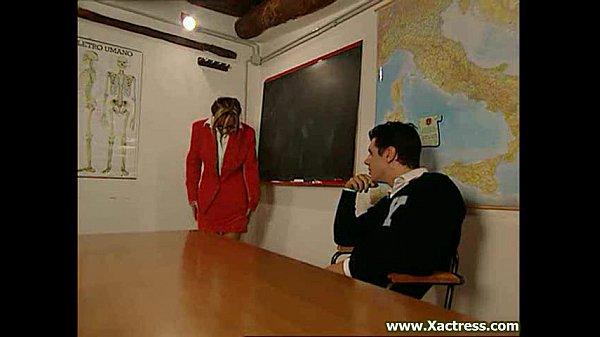 Teacher Fucks Male Student