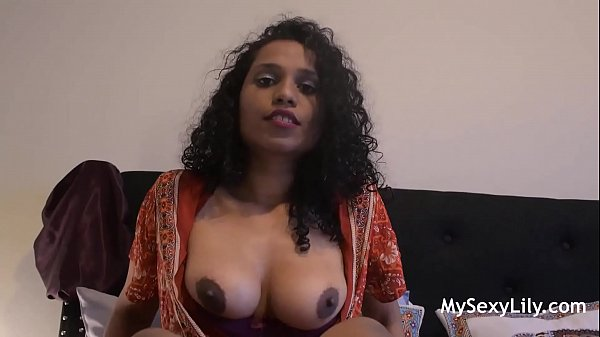 Horny Lily Sexy Indian Teacher helping with your mommy issues Thumb