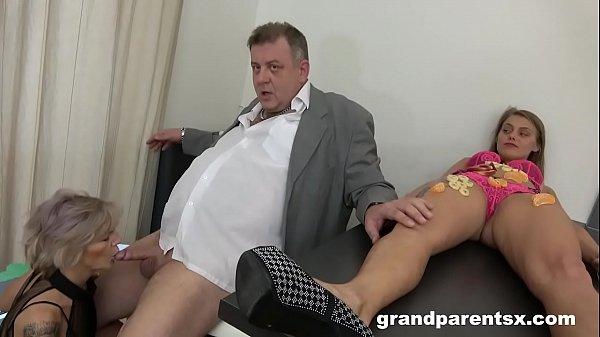 You're Such a Perv, Grandpa!