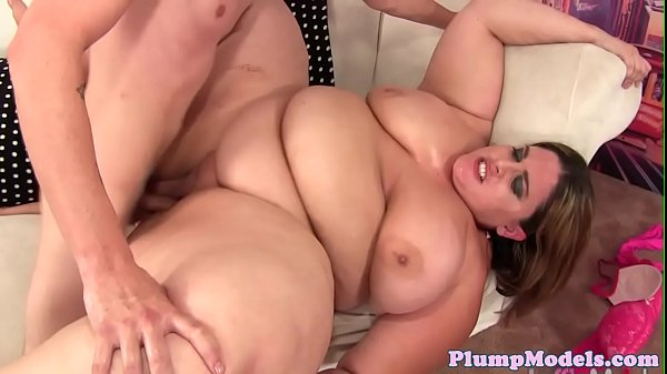 Titfucked Ssbbw Gets Her Pussy Fucked Deep