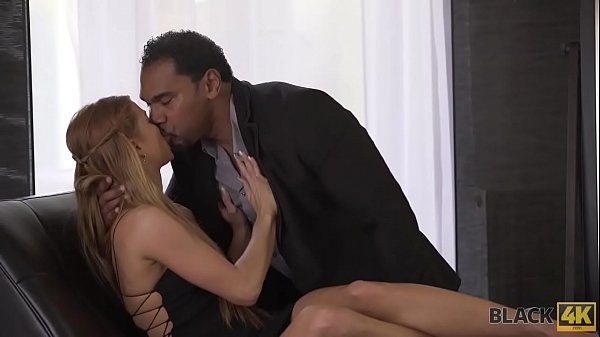 BLACK4K. When black man comes, white pussy gets ready for action
