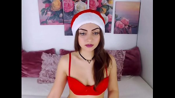 Estonian Santa Girl Webcam Show. Live web cam girls at www.camslutparadise.com