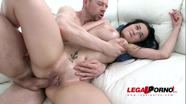 Nicole Love first anal SZ1303