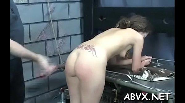 Amateur playgirl with fine assets amazing xxx bondage Thumb