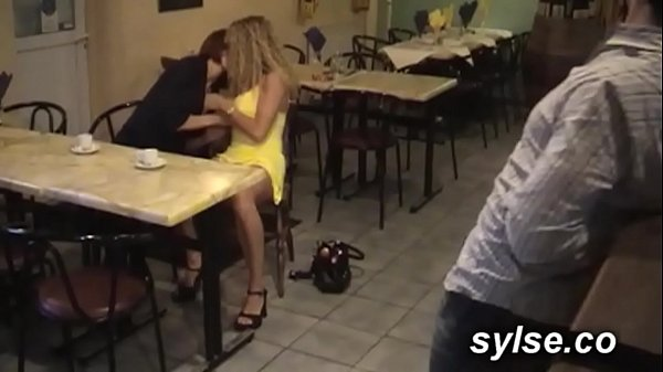 2 hot milfs search cocks in restaurant