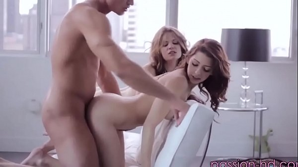 FFM Threesome PMV, Lexi Bloom and Sensi Pearl [...