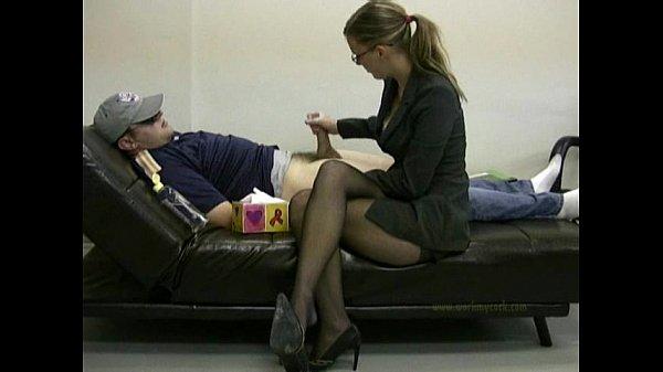 Девушки в капроне и сперме