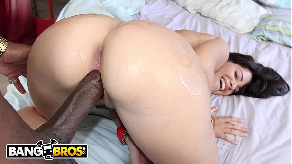 BANGBROS - Petite British PAWG Gets Rico Strong...