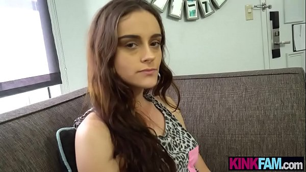Stepbro turns his clueless teen stepsis into a keeper