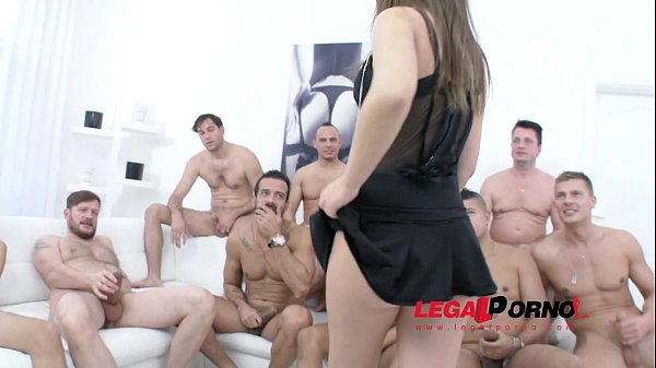 10 man gangbang for Anina Silk SZ1137 Thumb