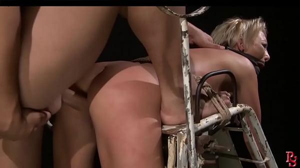 Super Sexy Slave Trained For Sub Slut.BDSM Movie.Hardcore Bondage Sex.