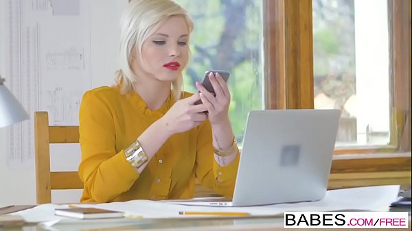 Babes - Office Obsession - (Zazie Skymm) - Quic...