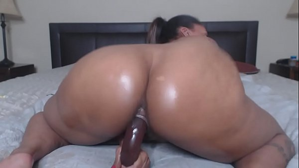 Ass Claps and Dildo Ride Thumb