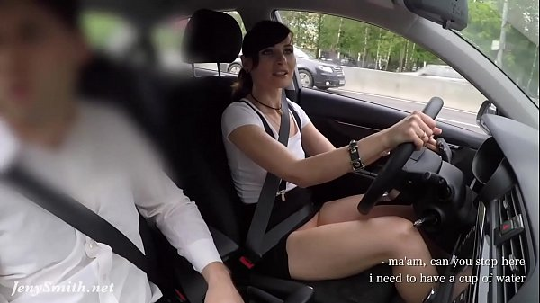 She had no panties on! Caught by dealer's manager Thumb