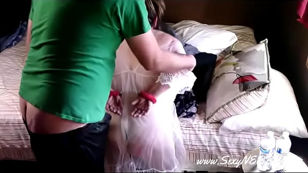 Sexy BBW Spanked, Handcuffed and Facialized - PREVIEW