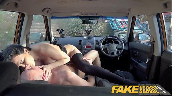 Fake Driving School Sterling Cooper Turns Table on Jasmine Jae Thumb