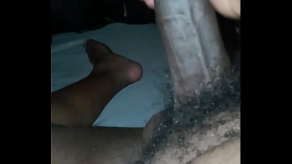 Black Dick Bust Nut Thumb