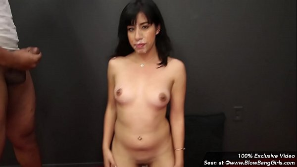 Awkward Sexy Latina In Her First Porno Gets Facials Thumb