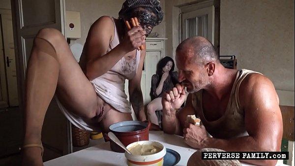 Perverse Family - Family anal fest TEASER