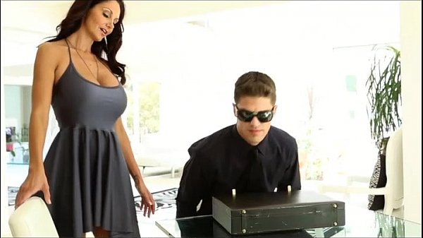 Ava Addams pure mature with two men curious topic
