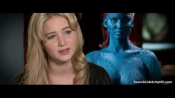 Jennifer Lawrence in X-Men First Class 2011 Thumb