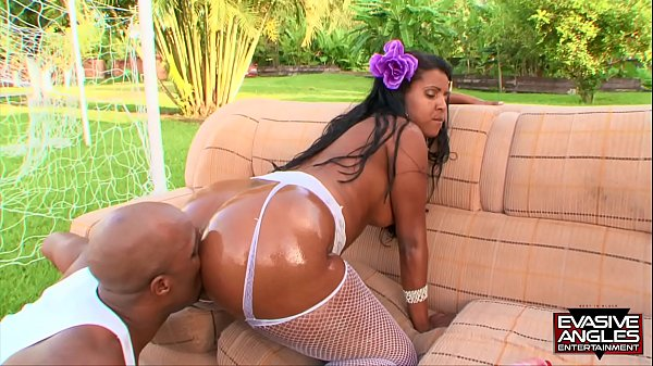 EVASIVE ANGLES Big Slippery Brazilian Asses 3 SC 1 with Dyana