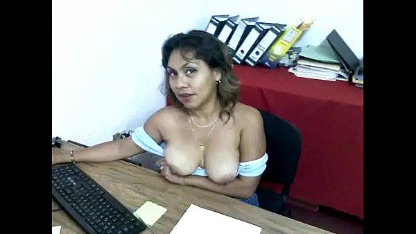 Elisa Torres Lopez Sexo en la Oficina Thumb