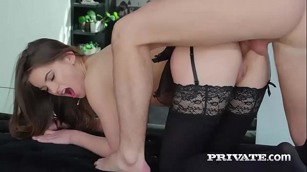 Evelina Darling, addicted to lingerie and and anal sex Thumb