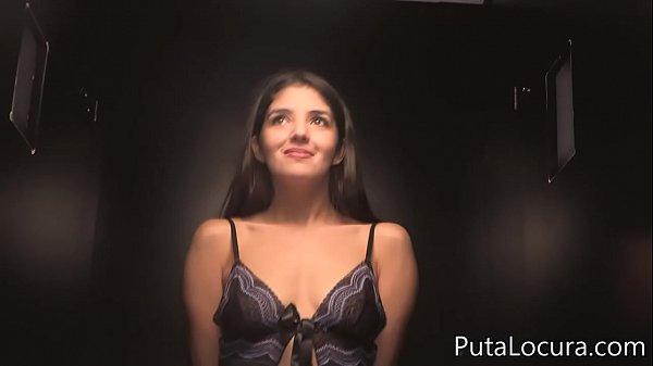 A beautiful Arab girl swallowing 11 cumshots Thumb