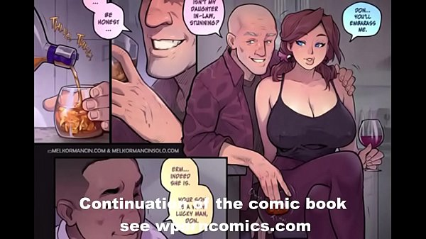 Porn comic Sweet Tooth. Part 4. The Naughty In Law. wporncomics.com