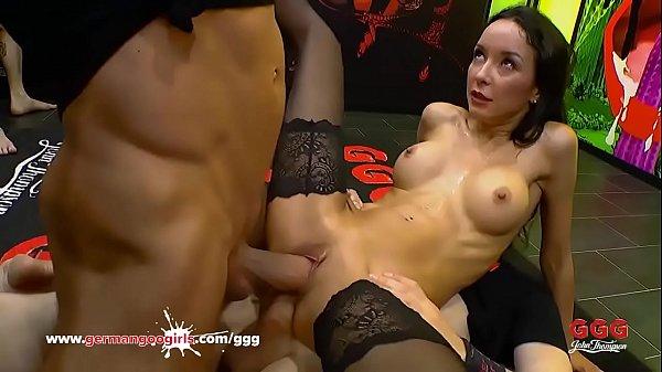 Francys Belle Anal Gangbang - German Goo Girls
