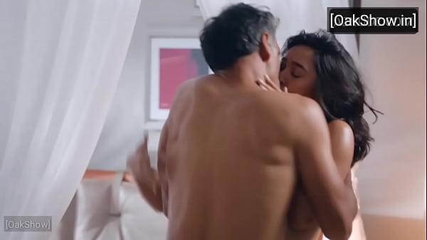 Sayani Gupta and Milind Soman Hot Sex Scene in Four More Shots Please